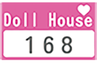 Dollhouse 168 Logo Dolls Logo