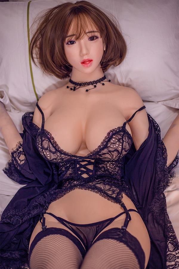 Szexi japán nagy mell TPE szexbaba Miwako