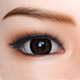 Cor dos Olhos Preto