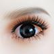 Augenfarbe DL Dunkelbraun