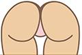 ლაბია ფერადი პიპერი ვარდისფერი ლაბია