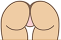 Половые губы Color Piper Pink Labia