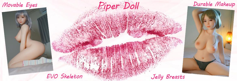 Banner Akiraer Piper Doll 160CM