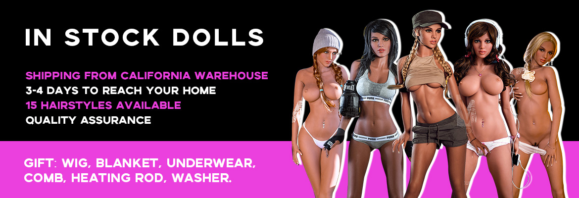 in stock dolls