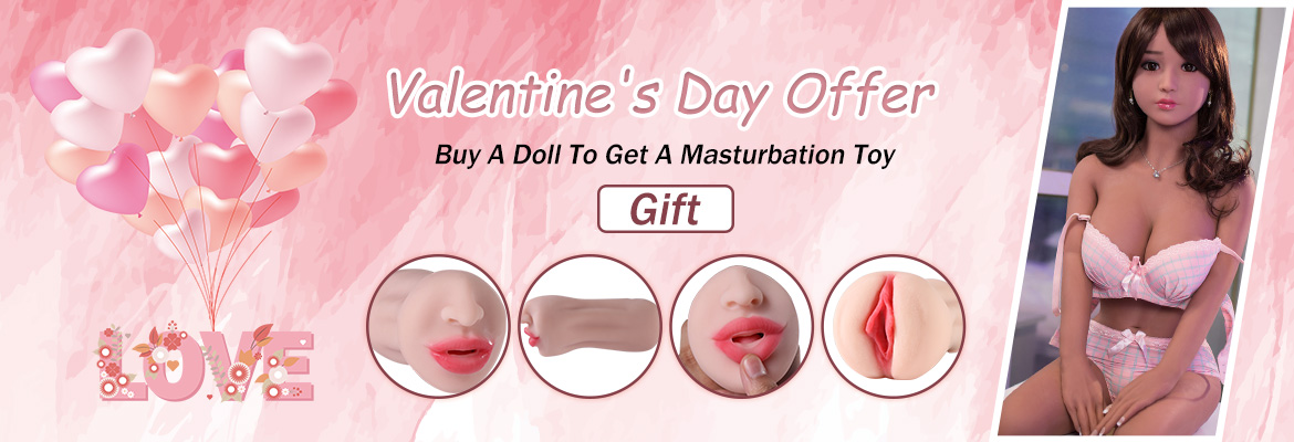 2021 Sex Doll Valentine's Day Offer