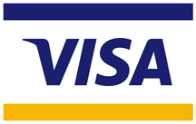 VISA Payment bambola del sesso