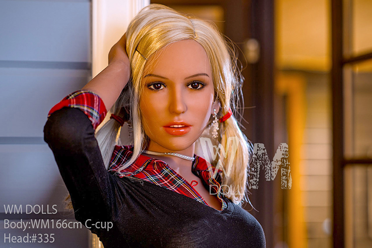 Eugene - 166CM Tan Skin TPE Sex Doll