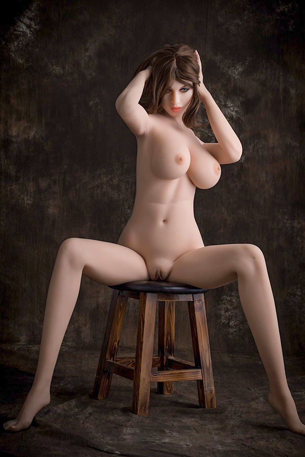 Sexy Long Legs Full Breasts Mannequin Evelyn Ann 168CM Adult Sex Doll TPE Life Partner-20