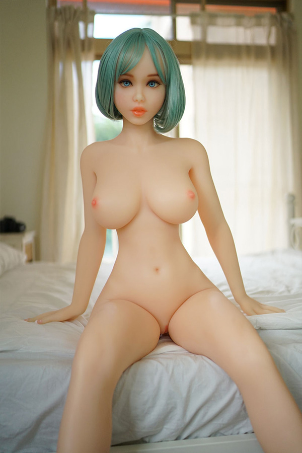 148CM Antonia Simon Große Brüste EVO Version TPE Sex Doll
