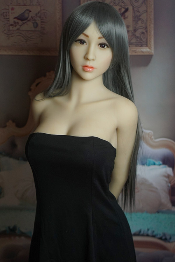 Big Breasts 161CM TPE Love Japanese sex dolls-4