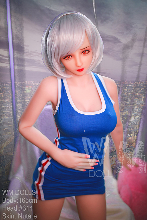 Joanne - 165CM Big Boobs Anime Sex Doll