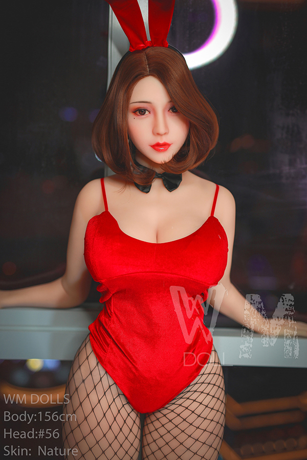 Eunice - 156CM H-cup WM NO.56 Head Nature Skin TPE Sex Doll-14