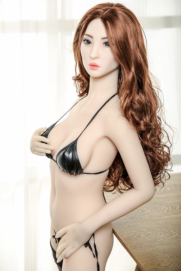 Linda - 145CM B ຈອກ Asian Goddess White Skin TPE Sex Doll-4