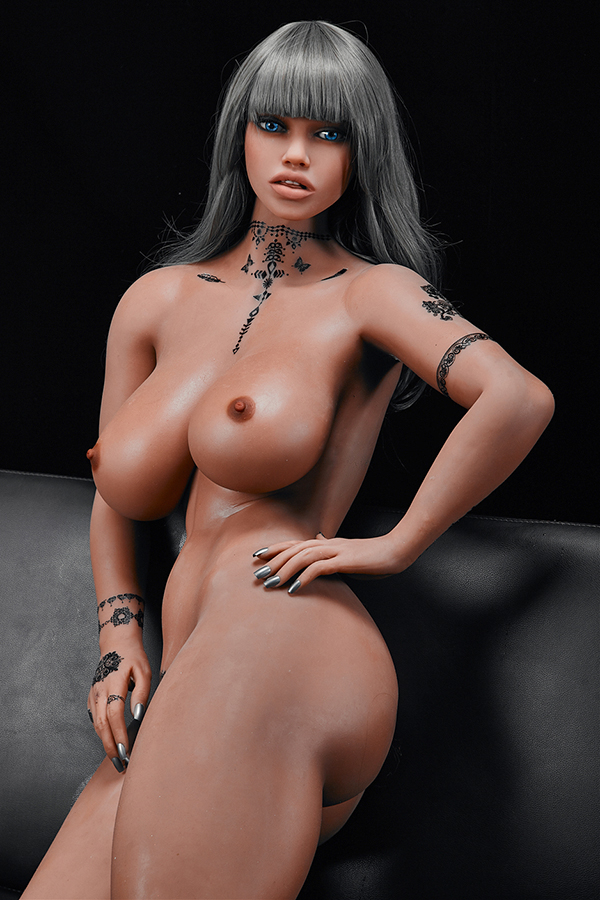 Walter - 158CM Triad Boss Tattoo Girl Personalisiertes Spielzeug TPE Sex Doll-8_12