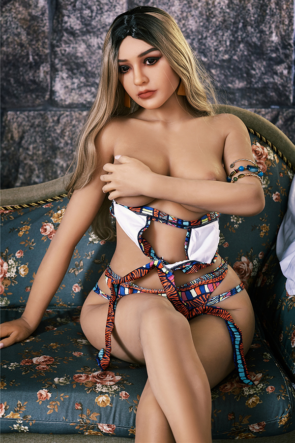 Gloria - 159CM Virtuous Charm Thoughtful Delicate Bright Moving TPE Sex Doll-14