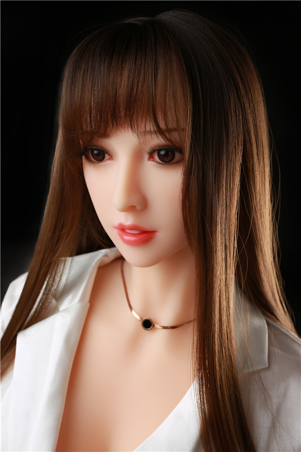 Michelle - ผู้จัดการมืออาชีพ 168CM Pretty Swing Gentle Subtle Futuregirl TPE Sex Doll-26
