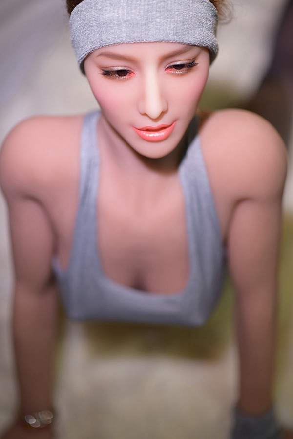 6YE 65cm muñeca de silicona sex boobs-19