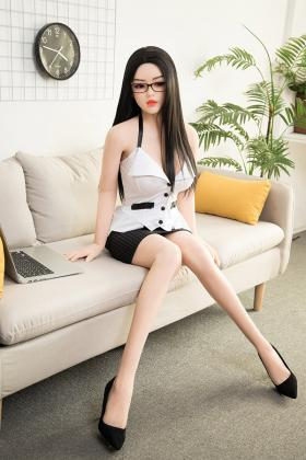 148CM C Cup Intelligent Dialogue Robot TPE Sex Doll Ruiya