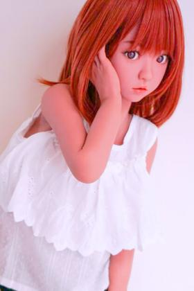 Dollhouse 168 Big Eyes 132CM Petite Cute Face Rodney Charlotte TPE Sex Doll