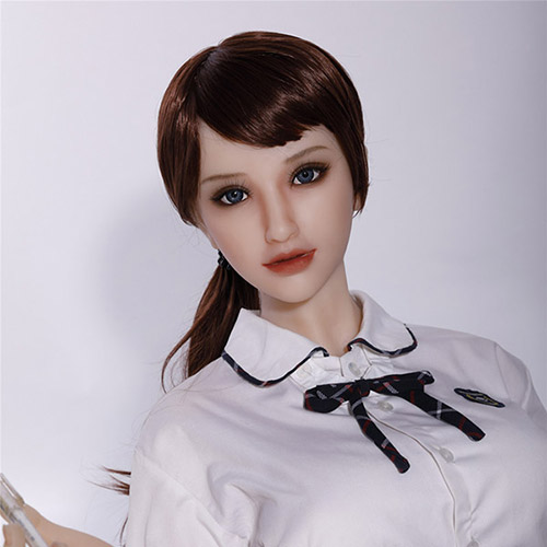 Video About Black Big Eyes Flat Chest TPE Sex Doll June Doyle