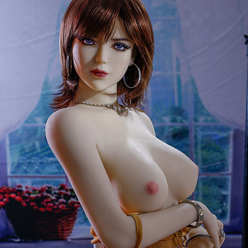 170CM Small Breast Blue Eye Thin Face Sex Doll Cecilia Arthur's Video